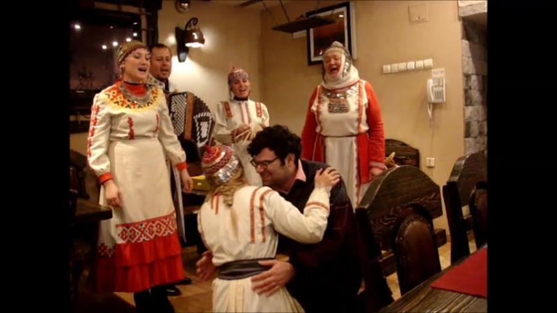 Мой фильм. Фрагменты театрализованной встречи туристов в Чебоксарах » Freewka.com - Смотреть онлайн в хорощем качестве