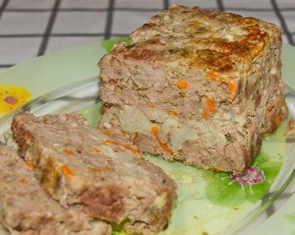 Рецепт мясной запеканки как в детском саду с фото