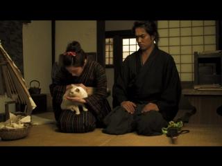 """кошка и самурай"" / ""самурай с кошкой"" / ""samurai cat"" / ""neko zamurai"" (deadsno & den904)"