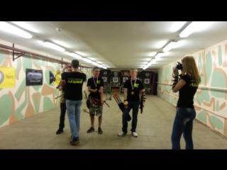 Соревнования по стрельбе из блочного лука