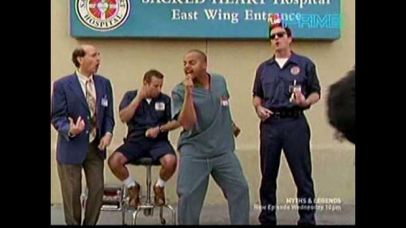 Scrubs Air Band - More Than a Feeling by Boston