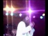 U-Roy live at the reggae sunsplash festival