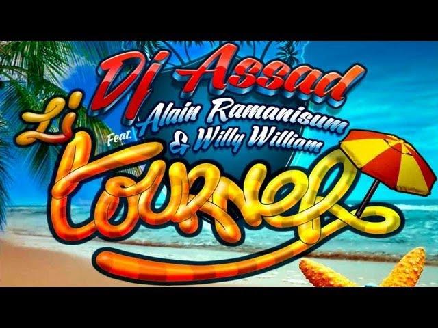 Dj Assad Ft Alain Ramanisum Willy William - Li Tourner OFFICIAL VIDEO HD