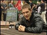 "Tom Hardy  ""Stuart  A Life Backwards""  dvd Interview"