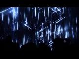 Kuedo Severant live AV - show excerpt Moscow (intro - Ant City)