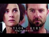 JaneTaylor + Kurt (NBC Blindspot) Bring me back to life (1x03)