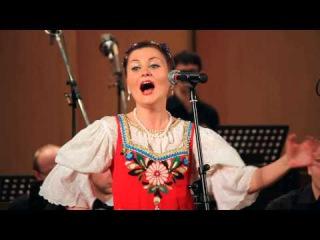 Белорусская народная песня Ночка темная исполняет Олеся Леснова