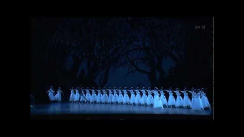 Giselle Hilarion dances to his death