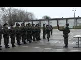 Присяга РВСН Остров-3 (МРУЧ 47) 20.12.2015