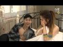 130427 Korea SNL - 4MINUTE Jihyun Jay Park Bed Scene [HD]