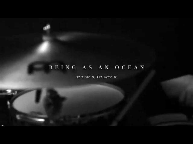 Death's Great Black Wing... - Being As An Ocean