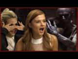INSIDIOUS 3 - Stefanie Scott &amp Hayley Kiyoko's Scary Moments on Set!