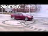 BMW M5 Street Drift /// Уличный Дрифт БМВ М5