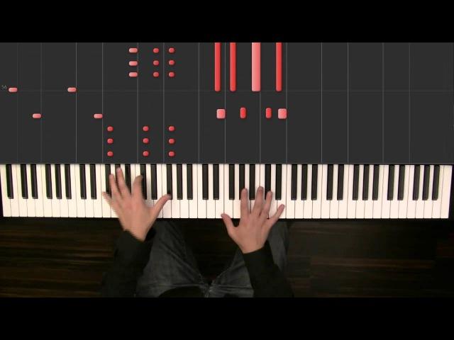 Helene Fischer Atemlos Piano Version by Patrik Pietschmann