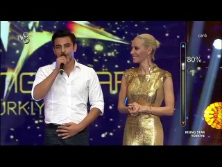 Rising Star Türkiye - Oktay Aktaş'ın