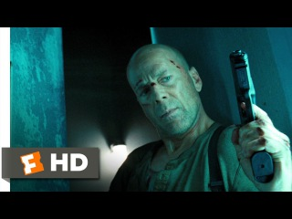 Live Free or Die Hard (3/5) Movie CLIP - Spiderboy (2007) HD