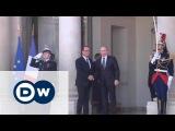 DW Новости за 100 секунд (02.10.2015)