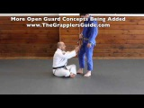 5 Defenses Against Step Back Pass When Playing De La Riva Guard - Jason Scully BJJ Grappling