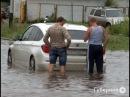 После дождей некоторые улицы Хабаровска ушли под воду.MestoproTV