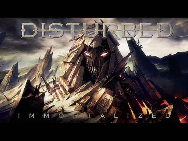 Disturbed Immortalized Official Lyric Video