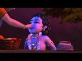 Явление Шьяма кунды и Радха кунды.