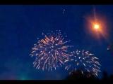 Салют день города Кемерово 2015