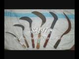 Silat Suffian Bela Diri - Sabit, Kama, Sickle Clurit