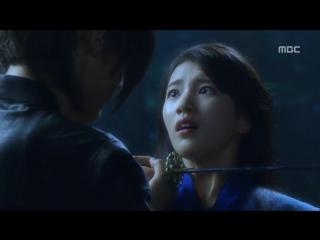 Легенда о полукровке Книга семьи Гу Ли Сын Ги Lee Seung Gi Сьюзи дорама клип по дораме