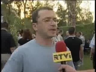 staroetv.su / Сейчас в Израиле (RTVi, 2006) Форум русскоязычных предпринимателей юга страны
