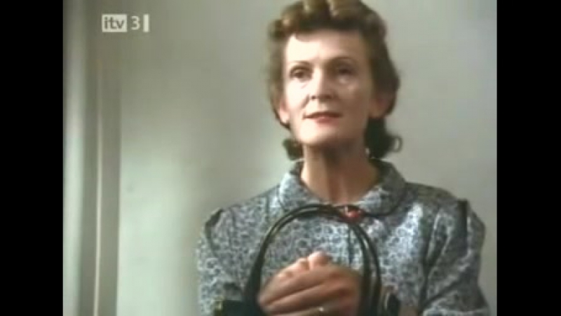 Ruth Rendell Mysteries Season 3 Episode 7 The Veiled One 17 Dec. 1989