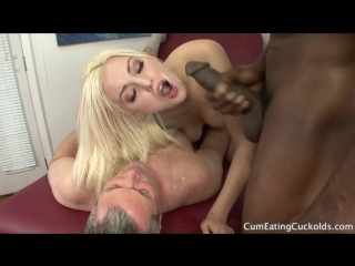 [cumeatingcuckolds.com] jenna ivory (custom video / 14.02.2014)