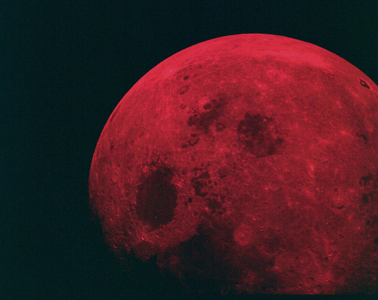 кровавая луна фотографии печать, появившись