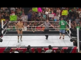 (WWEWM) WWE RAW 03.09.2012 - John Cena vs. Alberto Del Rio (Falls Count Anywhere Match)