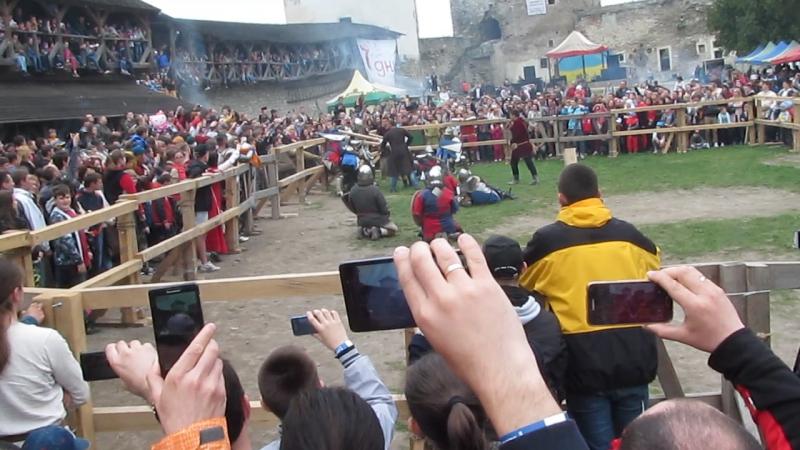Фестиваль середньовічної культури Форпост 2015 Дух Воїна