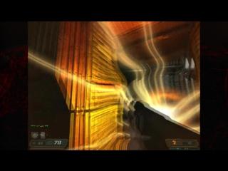 Нарезка геймплея из кооперативного прохождения DooM 3