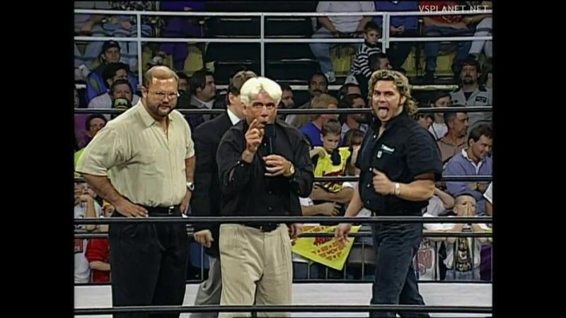 Horsemen Reunited @ WCW Monday Nitro - 31.10.1995
