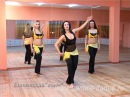 Samira-dance - Основная база. 1 уровень (Samira's school. Fundamential base. Level 1)
