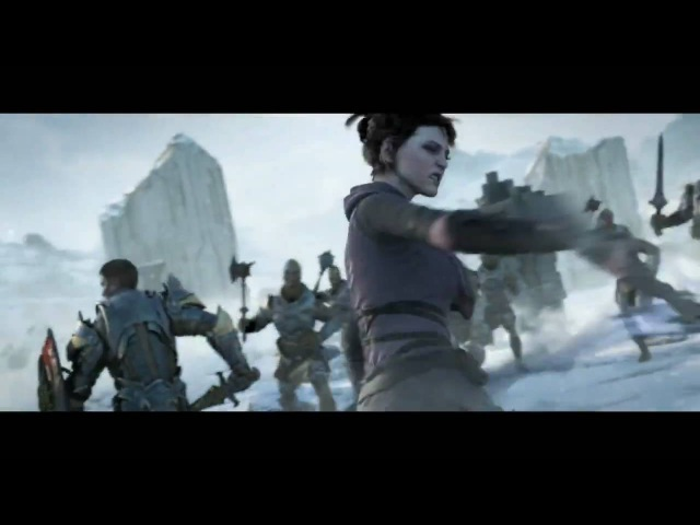 Dragon Age: Origins - Sacred Ashes Cinematic Trailer