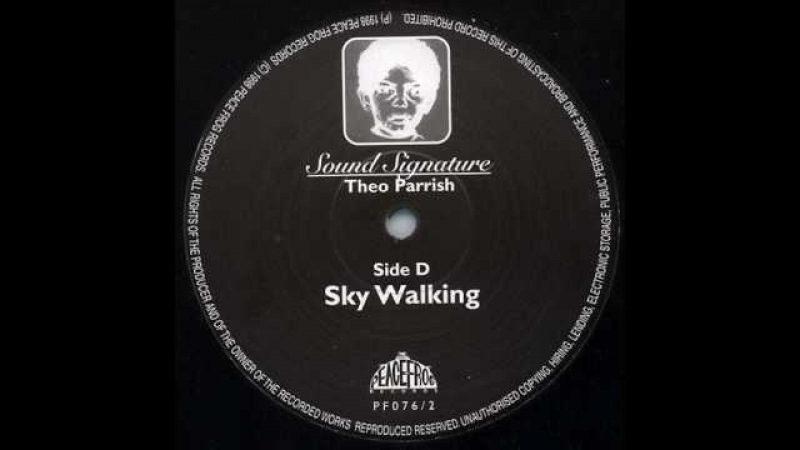 Theo Parrish - Sky Walking