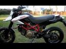 Aprilia Dorsoduro 1200 vs Ducati Hypermotard 1100 Evo vs KTM 990 SMR