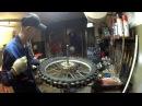Ремзона 1 Меняем покрышку колеса