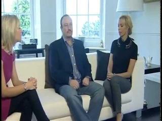Montse Benitez Foundation & The Lily Centre on ITV