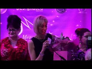 Happy Birthday to Pauline Daniels, Montse Benetiz on behalf of Women In Business