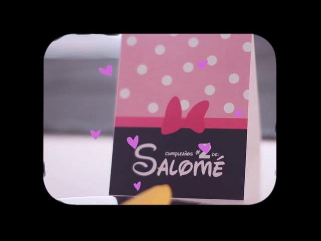 Salome's Birthday Party A film by Zoar Studios