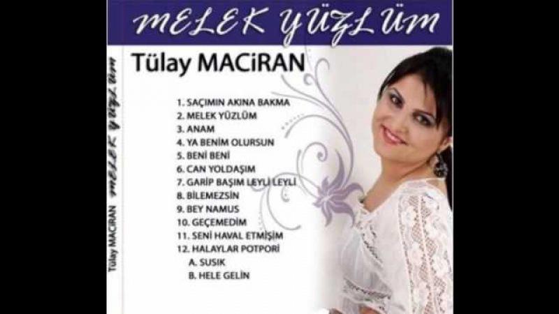 Tülay Maciran - Halaylar Potpori (A. SUSIK B. HELE GELIN)