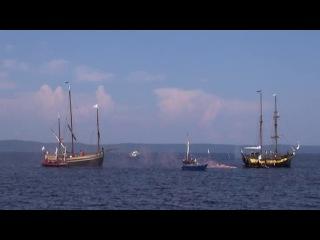 Фильм про Морской фестиваль Голубое Онего в Петрозаводске (июнь 2013 г.)