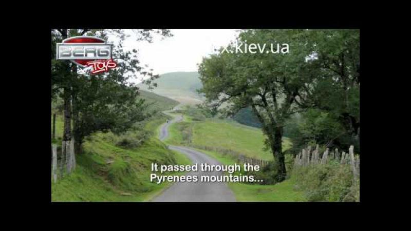 Веломобиль Berg X-plorer X-treme видео