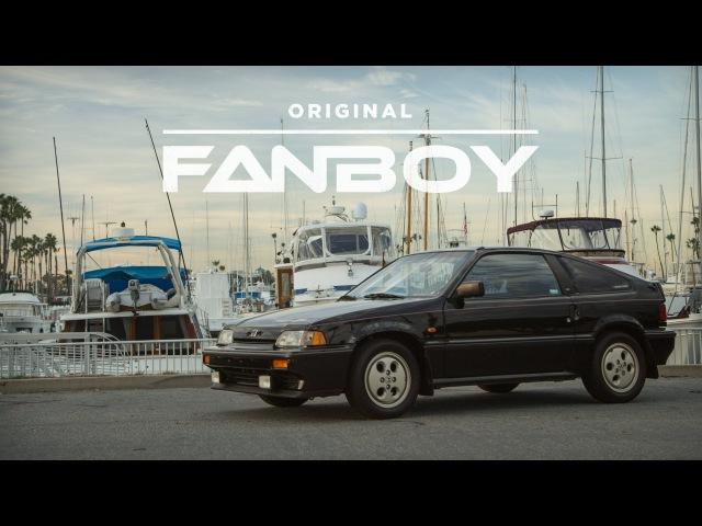 Original Owner Honors His Original Honda CRX