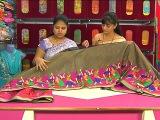 Latest Collection of Fancy Designer Sarees | Sogasu Chuda Tarama | Vanitha TV