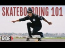 How-To Ride a Skateboard - BASICS with Spencer Nuzzi